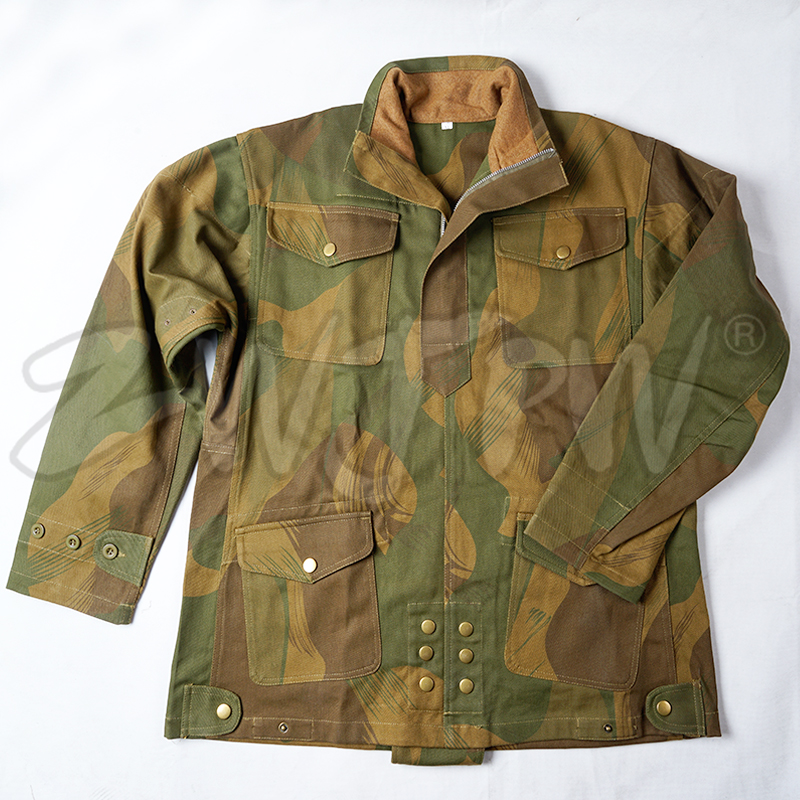 WW2 UK ARMY Paratroopers Airborne BRITISH 1ST PATTERN DENISON CAMO SMOCK HIGH QUALITY UK/5033060