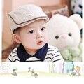2016 Малыш Малыш Младенческой шапки Мальчик Новорожденных Девочек Весна Осень Симпатичные Hat Casquette Peaked Бейсбол Берета Cap для 0-2 Т ребенок