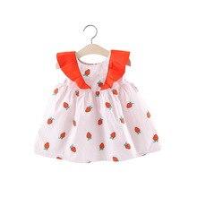 Summer Baby Dress Toddler Girls Dresss Newborn Infant Baby