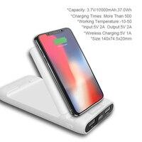 charge universal custom nesting 10000ma wireless charging for iphone huawei samsung