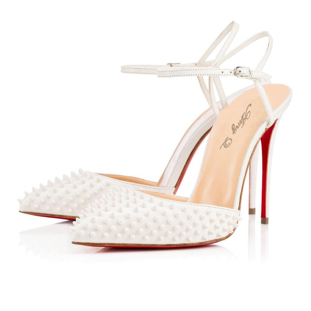 Popular White Slingback Heels-Buy Cheap White Slingback Heels lots ...