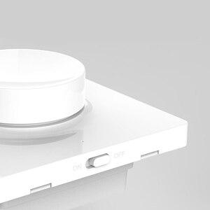 Image 4 - Originele Yeelight Smart Dimmer Intelligente Aanpassing Off Licht Nog Werk 5 In 1 Controle Slimme Schakelaar