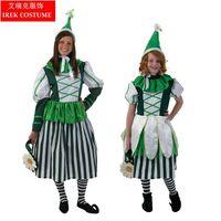 IREK sıcak Peri Lady Cadılar Bayramı Kostüm Yetişkin cosplay kostüm karnaval parti için luruxy en kaliteli performans giyim