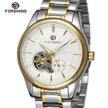 FSG9406M4T1 мужская Автоматическая нержавеющей стали оригинальные швейцарские часы из нержавеющей стали группа бесплатная доставка gift box promotion