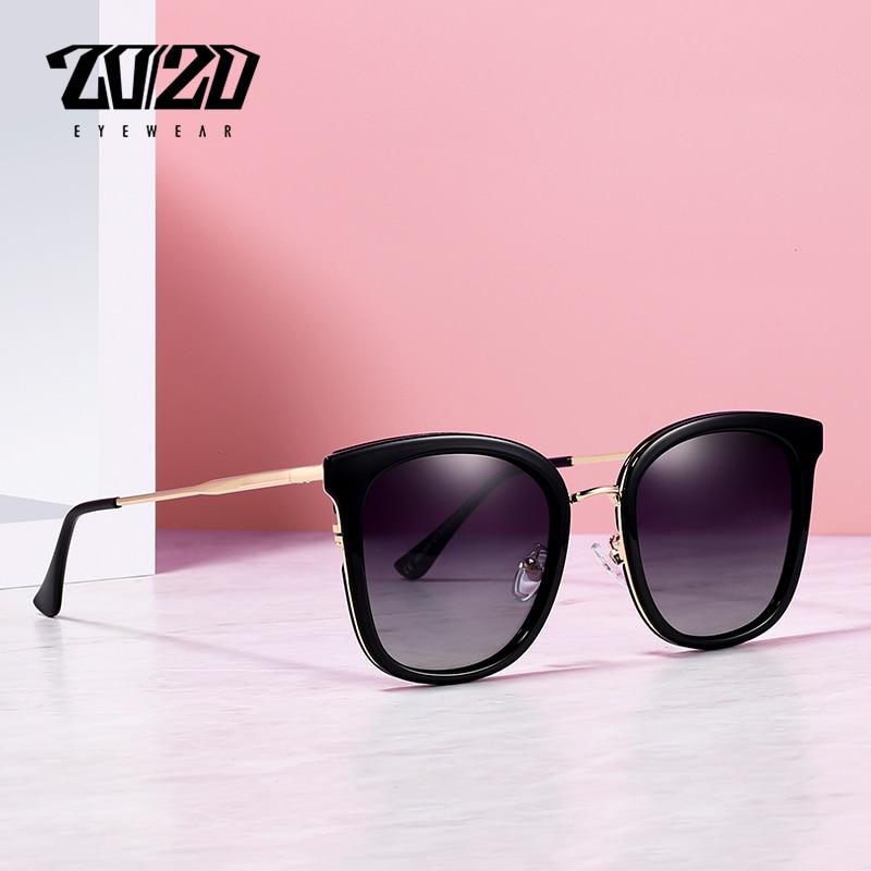 42dd94411c769 20 20 de Design Da Marca Óculos Polarizados Óculos De Sol Das Mulheres  Óculos de Sol Rosa Para As Mulheres 2018 Moda Óculos Eyewear Oculos MD1809  em Óculos ...