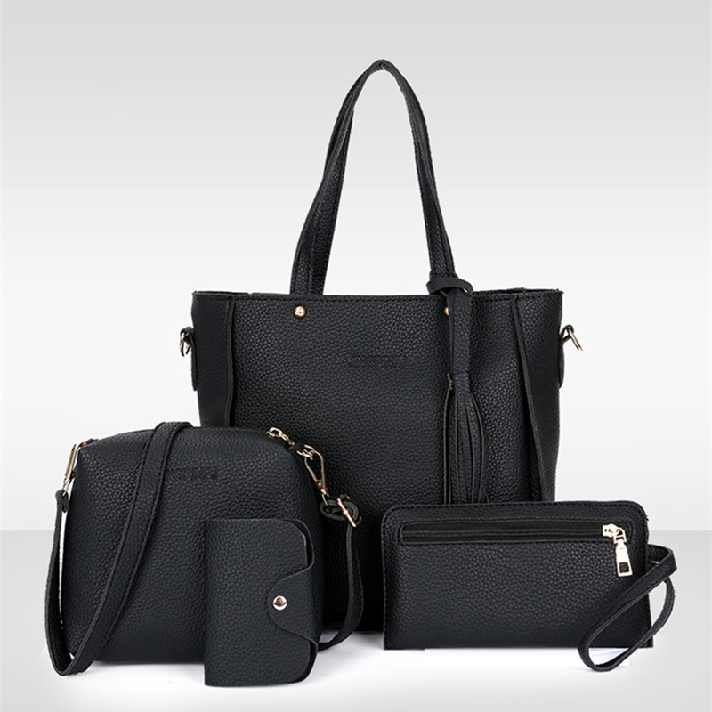 Women Top-Handle  Composite 3-Set Bag 15