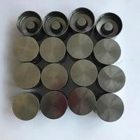 16 peças lash ajustador levantador para 01 10 hyundai tiburon kia sportage 2.0l dohc g4gf|Válvulas e peças| |  -