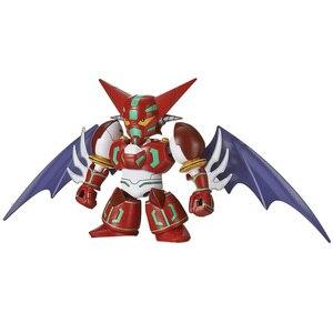 Image 5 - Bandai MAZINGER Z SD BB צלב צללית שין גטר Gundam חליפה ניידת להרכיב דגם ערכות פעולה דמויות אנימה מתנה