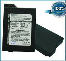 Battery For SONY Lite,PSP 2th,PSP-2000,PSP-3000,PSP-3004,Silm (P/N PSP-S110 )