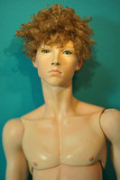 Bjd / sd doll doll craft venitu 1/3 model body reborn for boys and girls eyes high quality toys boys gift
