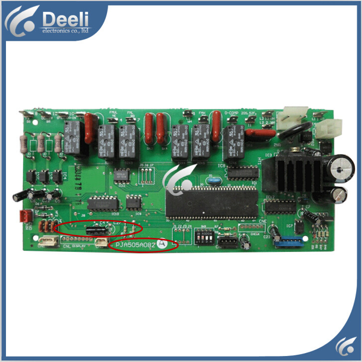 95% new good working for Mitsubishi air conditioning Computer board PJA505A082 A control board стенка купе мдф