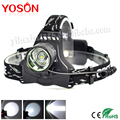 High Power 2000 Lumen XM-L T6 3 Mode LED Headlamp Headlight Head Lamp Light Lanterna for Bicycle Bike Light