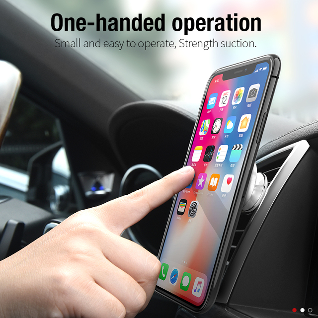 HOCO Magnetic Car Phone Holder Air Vent Mount