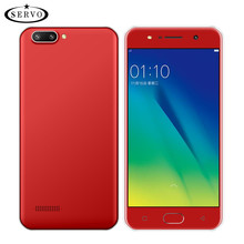 Original SERVO R11 5.0″ MTK6580M Smartphone Quad Core Android 6.0 Cellphone RAM 1GB ROM 4GB Camera 5.0MP GPS WCDMA Mobile Phones