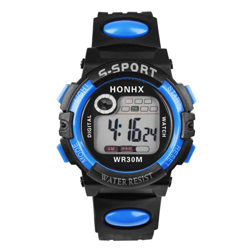 Herrenuhren Männer Sport Uhren Wasserdicht Mode Multifunktions Digital Led Quartz Alarm Date Sport Wasserdichte Uhr Relogio Masculino Digitale Uhren