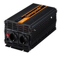 2000 ワットグリッド修正された正弦波力インバーター DC 24 v ac 220 v 230 V コンバータ 4000 ワットピーク