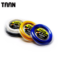 TAAN 200m Badminton Racket String 0.70mm Badminton Racquet Big Reel Sport Training String Badminton Net for Sport Training BT70