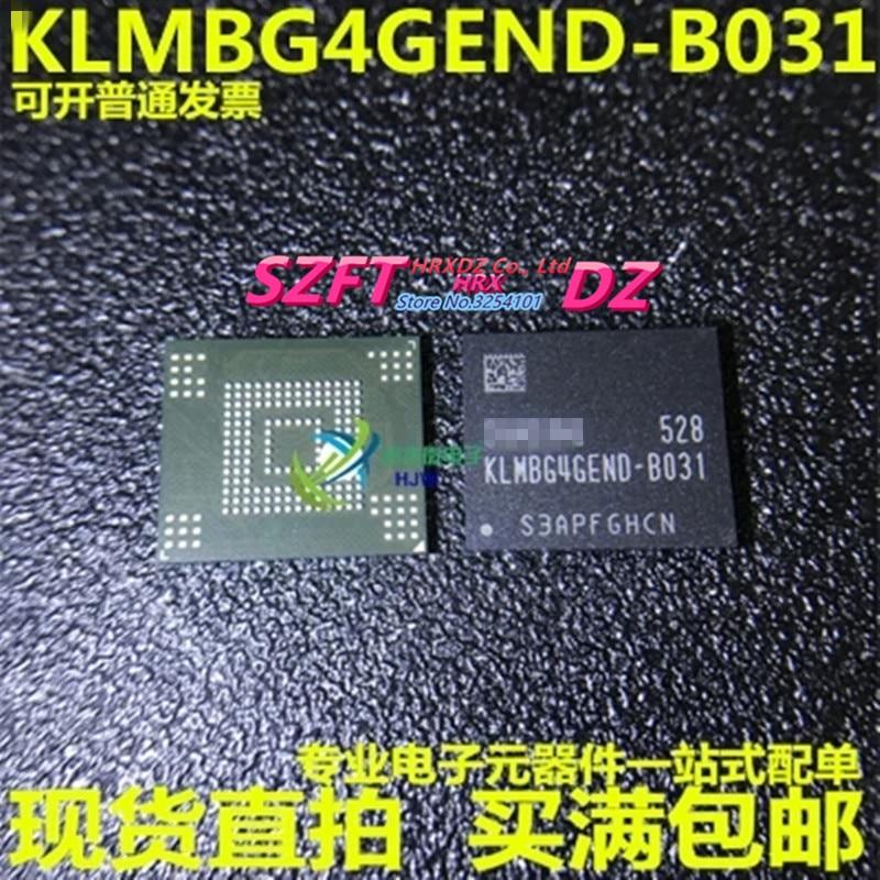 где купить SZFTHRXDZ 100% new original KLMBG4GEND-B031 32GB EMMC KLMBG4GEND B031 BGA дешево