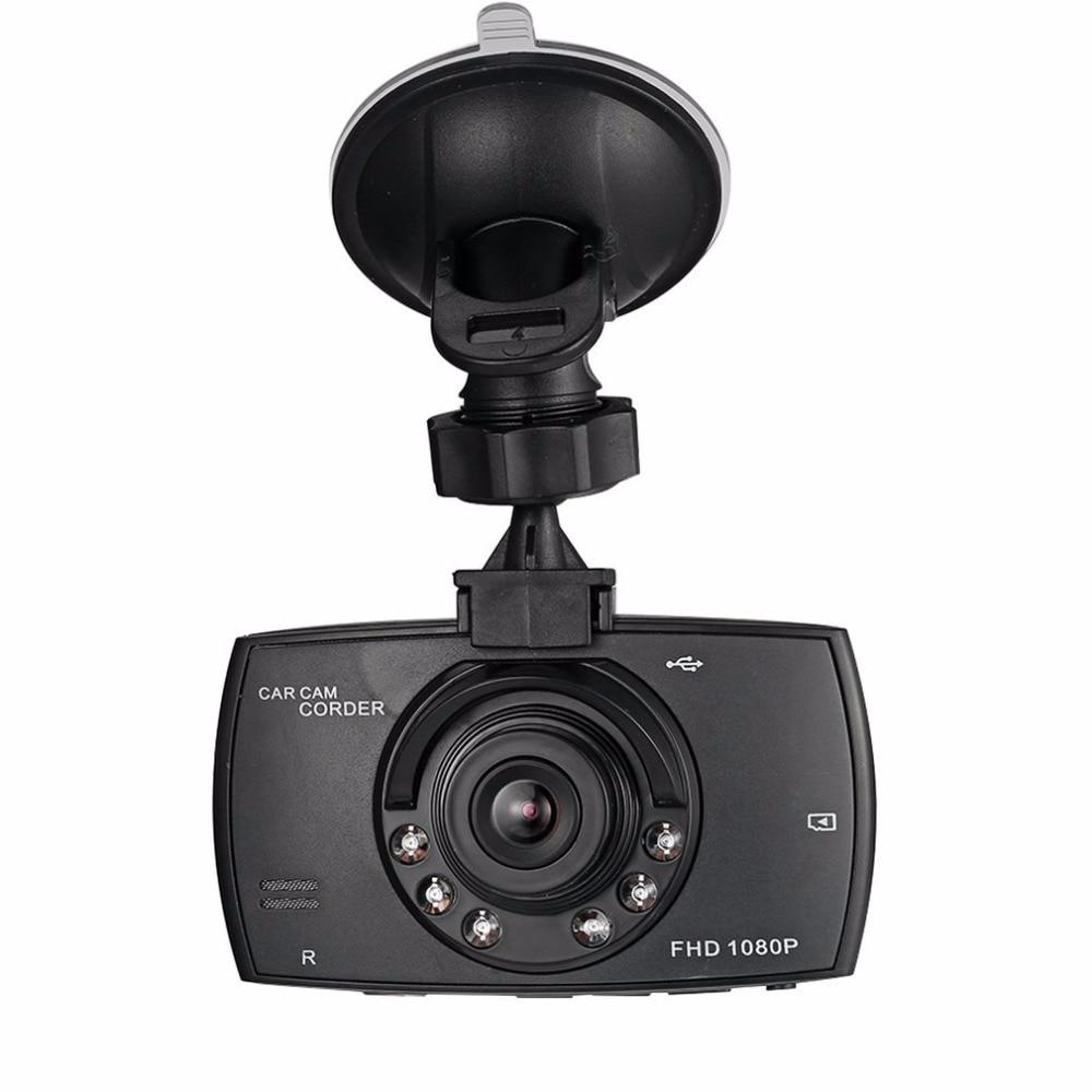 Car Camcorder DVR Portable HD 16 9 LCD Night Vision Built in Speaker Motion Detection Digital