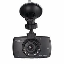 Coche de la Videocámara DVR Portátil HD 16:9 LCD Altavoz Incorporado de La Visión Nocturna de Detección de Movimiento de Vídeo Digital Del Coche de Conducción de la Cámara sensor