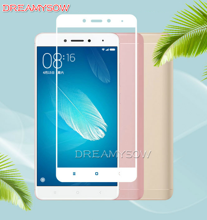 For Xiaomi Redmi 4X 4A 3S 3 Mi5 Mi5S Plus Mi6 Mi5X Note 4X 4 Pro 5A Pro Prime 4A Full Cover Tempered Glass Screen Protector Film