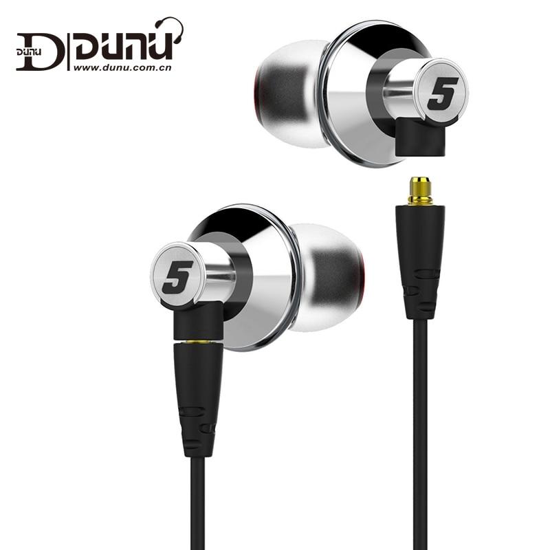 DUNU TITAN 5 HiFi Inner-ear Earphone Large dynamic acoustic performance TITAN5 TITAN-5 диск обрезиненный titan 51 мм 5 кг черный
