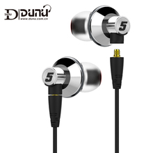 DUNU TITAN 5 HiFi Inner-ear Earphone Large dynamic acoustic performance TITAN5 TITAN-5