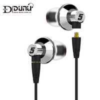 DUNU TITAN5 HiFi Inner Ear Earphone Large Dynamic Acoustic Performance