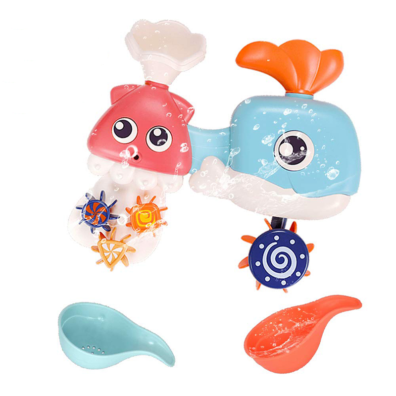Bad Speelgoed Voor Baby Peuters 0-48 Maanden Abs Plastic Bad Speelgoed Met Uitloop En Spinning Bad Speelgoed Gears Geweldig Voor Verjaardagscadeau Grote Uitverkoop