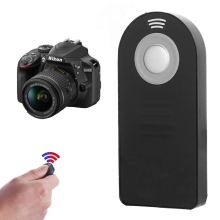 ML-L3 беспроводной пульт дистанционного управления спуска затвора для Nikon D3200/D3300/D3400/D5100/D5300/D5500/D600/D610/D7000/D7100/D750/D800/D90