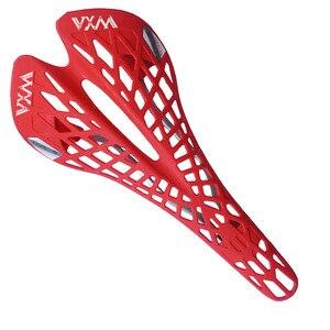 Image 5 - VXM siodło rowerowe Ultralight plastikowe pająk ergonomia Hollow Road/siodło mtb super oddychająca siodełko rowerowe poduszki części rowerowe
