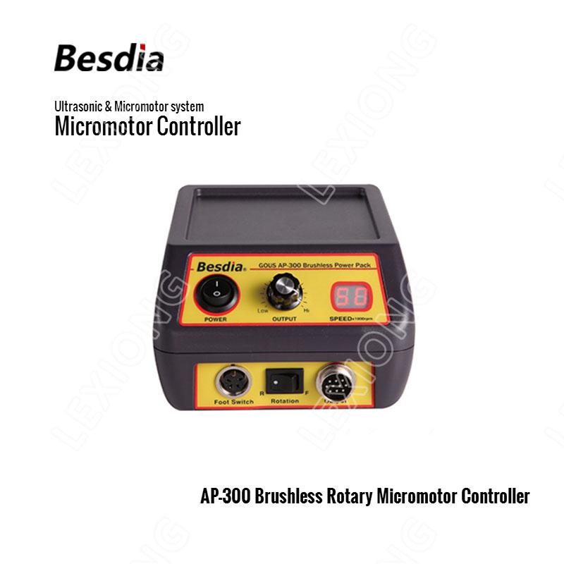 TAIWAN Besdia Ultrasonic & Micromotor Controller Micromotor - Utensili elettrici - Fotografia 1