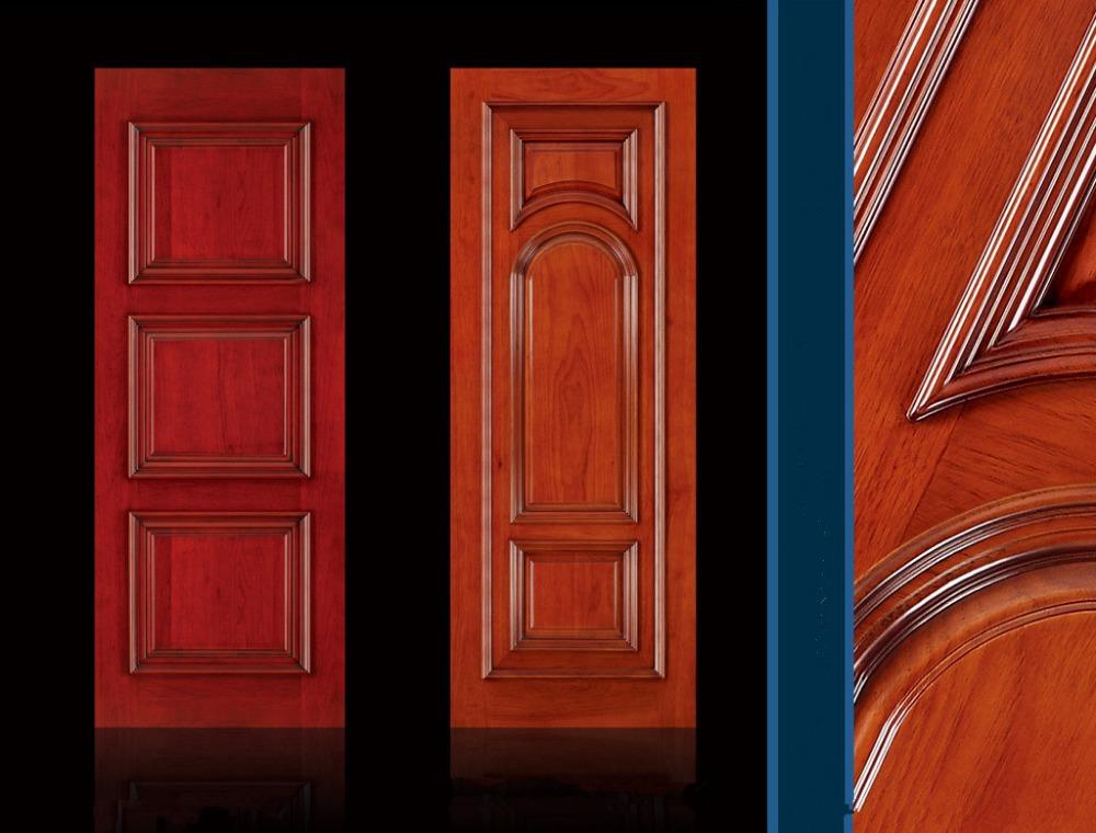 el ltimo diseo de madera marcos de las puertas internas