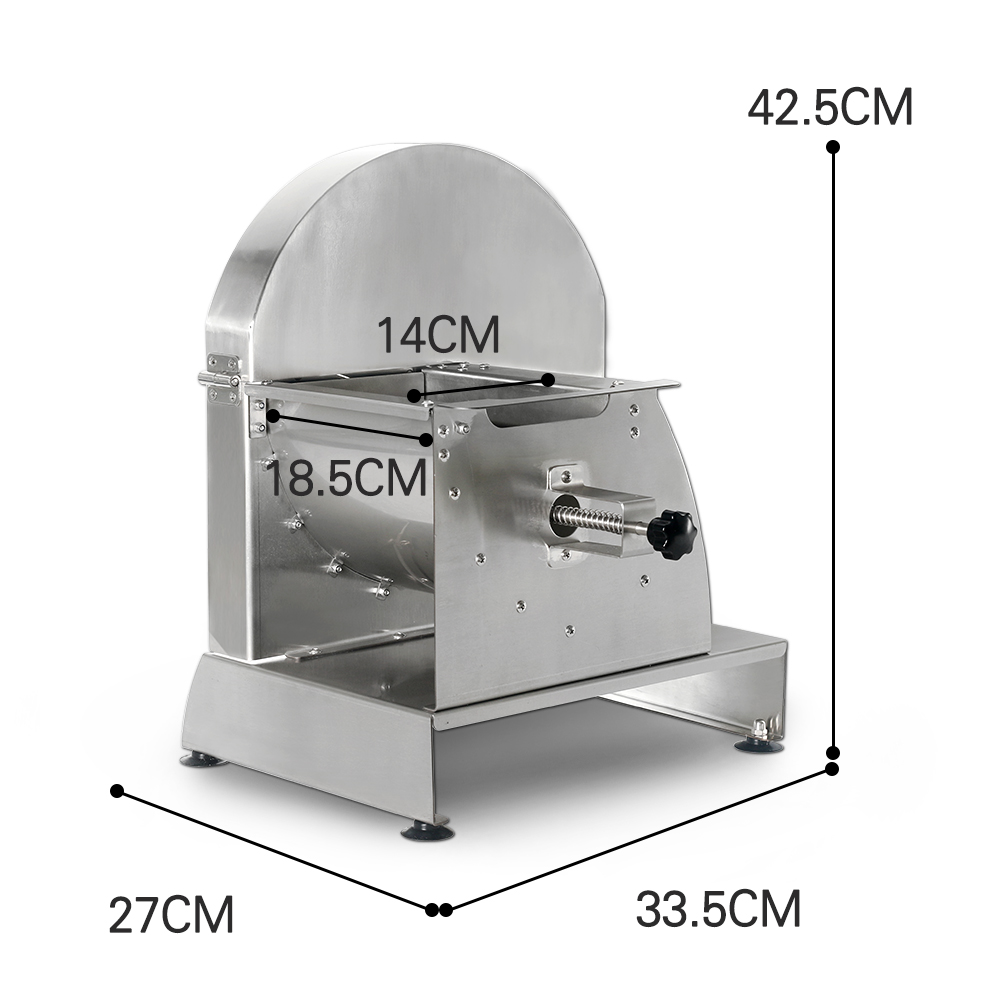 Manual Stainless Steel Slicer Vegetable Fruit Cutter Multifunction Large Manual Operation Slicer Commercial Kitchen Tool in Manual Slicers from Home Garden