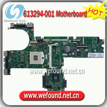 613294-001,Laptop Motherboard for HP 6550B Series Mainboard,System Board
