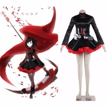 Athemis RWBY Ruby Rose one generation Little Red Riding Hood cloak