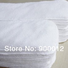 Diapers Nappies Inserts-Insert Microfiber-Cloth 3-Layers Urine Top-Quality