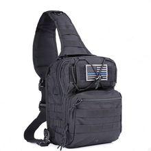 Bag Tactical-Chest-Bag Multi-Function Army-Version Messenger-Bag Shoulder Outdoor Camouflage