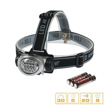 EVERBRITE LED Headlamp Q5 Headlight Camping Light Hiking Emergency Light Night Fishing Running Equipment