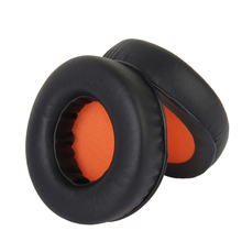 лучшая цена 1Pair Earpads Replacement Ear Cushion Pads Cover for 90mm Razer Kraken Game Headsets Headphones High elasticity durable and soft
