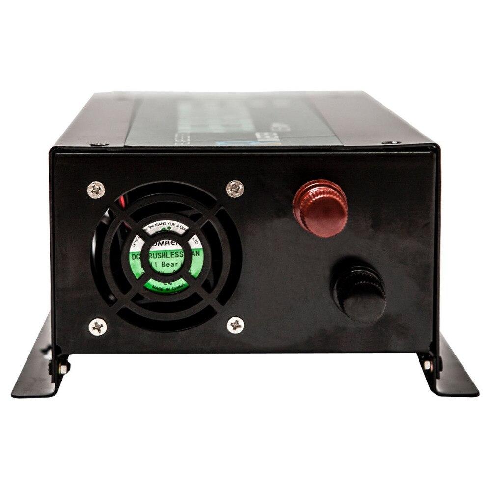 24v Honesty Transformator Konverter Spannung 2000w 12v 230v