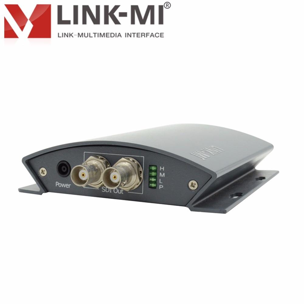 LINK-MI LM-PVS01 Broadcast Professional VGA v HD / 3G SDI video - Domači avdio in video - Fotografija 2