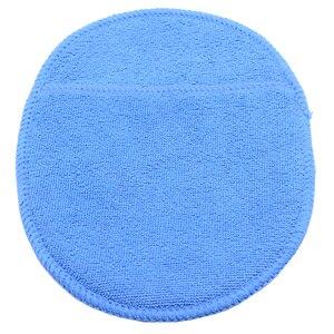 Image 5 - Tampons applicateurs de cire de voiture en microfibre, grande taille, tampons de polissage, éponge haute densité, gants de poche, enlever la cire, nettoyage des détails, 5 pièces