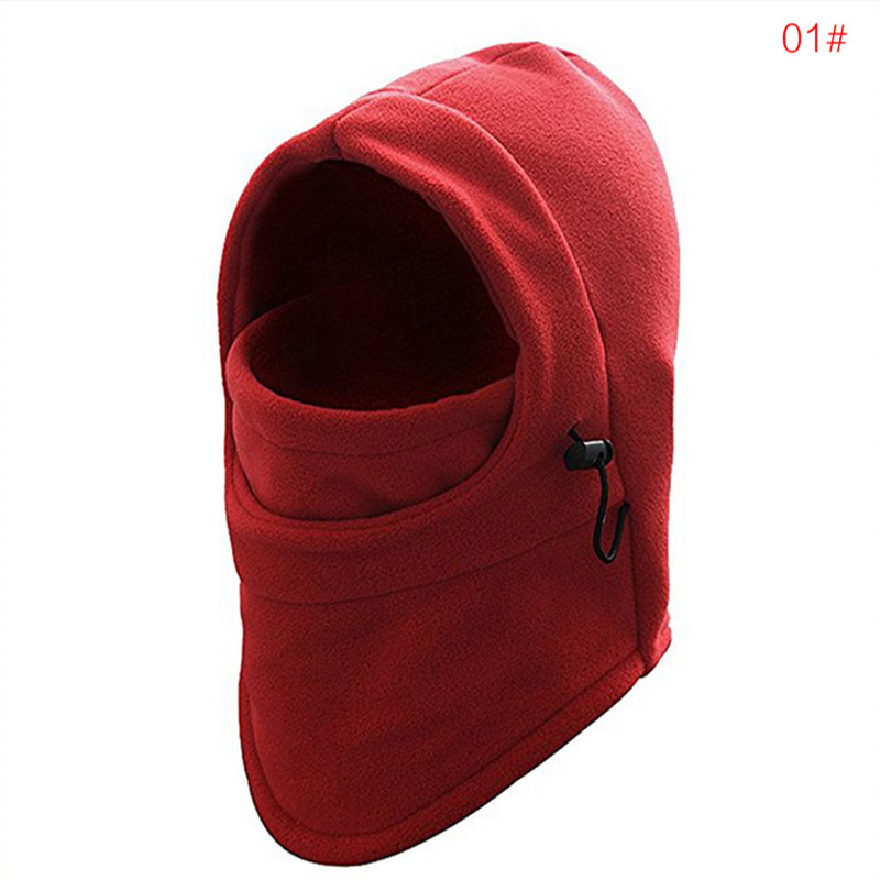 Windproof Winter Cycling Mask Scarf Riding Cap Keep Warm Face Cover Skiing Accessories Fishing Skating Hat balaclava Headwear outdoor sports winter thermal fleece warm ski hat earmuffs cycling cap windproof hiking riding snow cap men women knitted hat
