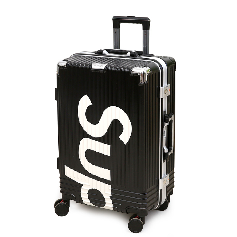 Suitcase Trolley Luggage Universal-Wheel Same-Chassis Women New-Fashion Waterproof High-Quality