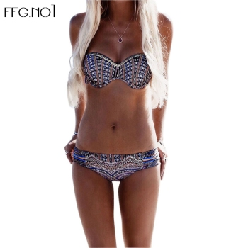 Women Swimwear Brazilian Bikini Set 2017 Summer Sexy Thong Padding Pink Swim Suit Bathing suit Beach Push Up Low Waist NK08