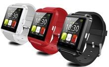 2016 Bluetooth Smart Uhr U8 Smartwatch U Uhr Für iOS iPhone Samsung Sony Huawei Android Handys PK GT08 DZ09 mit kleinkasten