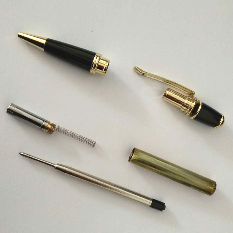 Pen Mandrel MT1 Collet Mandrel Set Pen Mandrel Pen Kit Turning Lathe Woodworking DIY