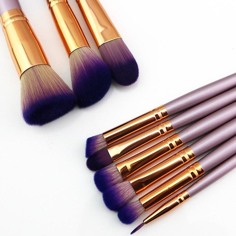 Tesoura de Maquiagem de beleza cosméticos eyeshadow lip Feature : Kabuki Brush, Eco-friendly