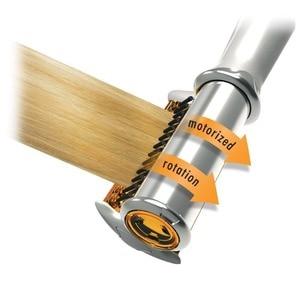 Image 4 - Pro 3 in 1 2 Way Rotating Curling Iron Hair Brush Curler Straightener New